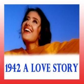 Pyar Hua Chupke Se   - 1942 A Love Story - Kavita Krishnamurthy - 1994