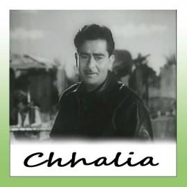 Dum Dum Diga Diga - Chhalia - Mukesh - 1960