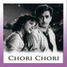 Jahan Main Jati Hoon - Chori Chori - Manna Dey- Lata Mangeshkar - 1956