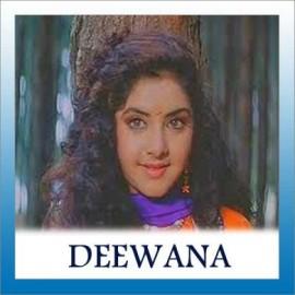 Aisi Diwaangi Dekhi Naheen - Deewana - Alka Yagnik, Vinod Rathore - 1992