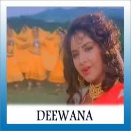 Teri Umeed Tera Intezar - Deewana - Kumar Sanu , Sadhana Sargam   - 1992