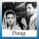 Ay Mere Dil Kahin - Daag - Talat Mehmood - 1952