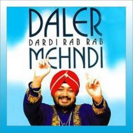 Dardi Rab Rab - Daler Mehndi - Dardi Rab Rab - Daler Mehndi - 1996