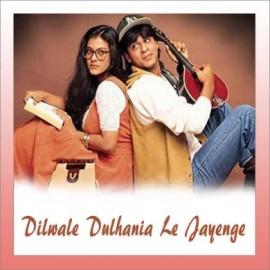 Ghar Aaja Pardesi - Dilwale Dulhania Le Jayenge - Pamela Chopra, Manpreet Kaur - 1995