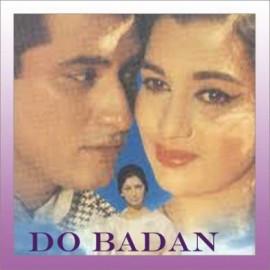 Raha Gardishon Mein - Do Badan - Mohd. Rafi - 1966