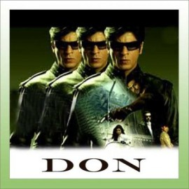 Main Hoon Don  - Don (2006)  - Shaan  - 2006