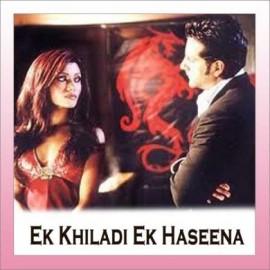 SAARA JAHAN KAHE ISHQ HAI JHUTHA - Ek Khiladi Ek Haseena - Sunidhi Chauhan, Kunal Ganjawala - 2005