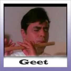 Mere Mitwa Mere(Duet) - Geet - Lata Mangeshkar, Mohd. Rafi - 1970