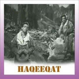 Masti Mein Chhed Ke - Haqeeqat - Mohammad Rafi - 1963
