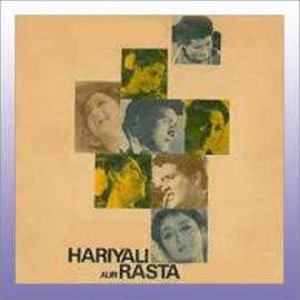 Kho Gaya Hai Mera - Hariyali Aur Rasta - Mahendra Kapoor - 1962