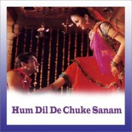 Chand Chupa - Hum Dil De Chuke Sanam - Udit Narayan, Alka Yagnik - 1999