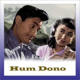 Mai Zindagi Ka Saath - Hum Dono - Mohd.Rafi - 1961