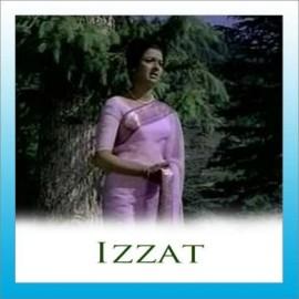 Ye Dil Tum Bin Kahin Lagta Nahin - Izzat - Lata Mangeshkar - 1968