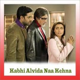 ROCK N ROLL - Kabhi Alvida Na Kehna - Mahalaxmi Iyer, Shanker Mahadevan, Shaan - 2006