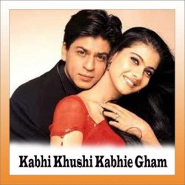 You R My Soniya - Kabhi Khushi Kabhi Gham - Sonu Nigam, Alka Yagnik - 2001