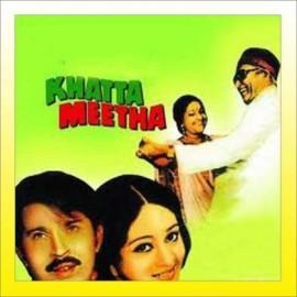 Thoda Hai Thode Ki  - Khatta Meetha - Kishore Kumar, Lata Mangeshkar - 1977