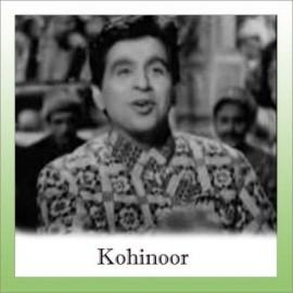 MADHUBAN MEIN RADHIKA NAACHE RE - Kohinoor - Mohd.Rafi - 1960