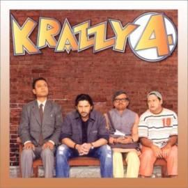 Dekhta Hai Tu Kya - Krazzy 4 - Sunidhi Chauhan & Kirti Sagathia - 2008