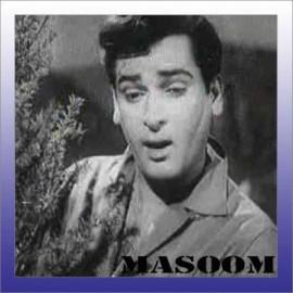 Nani Teri Morni - Masoom(1960) - Ranu Mukherjee - 1960