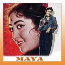 Tasveer Teri Dil Mein - Maya - Lata Mangeshkar - 1961