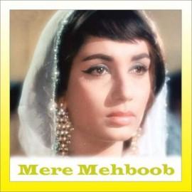 MERE MEHBOOB TUJHE MERI MOHABBAT - Mere Mehboob - Mohd.Rafi - 1963