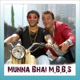 Munna Bhai M.B.B.S - Munna Bhai M.B.B.S - Vinod Rathod - 2003