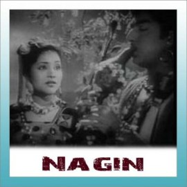 MERA DIL YE PUKARE AAJA - Naagin - Lata Mangeshkar - 1954