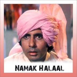 Raat Baaki Baat Baaki   - Namak Halaal - Asha Bhosle - 1982