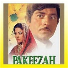Mausam Hai Ashiqana - Pakeezah - Lata Mangeshkar - 1972