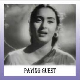 Hai Hai Hai Ye Nigahein - Paying Guest - Kishore Kumar - 1957