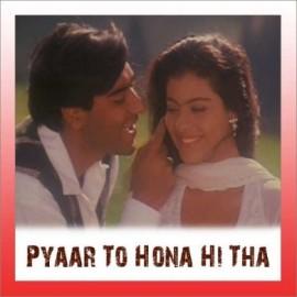 Ajnabi Mujhko Itna Bata - Pyaar To Hona Hi Tha - Asha Bhonsle-Udit Narayan - 1998