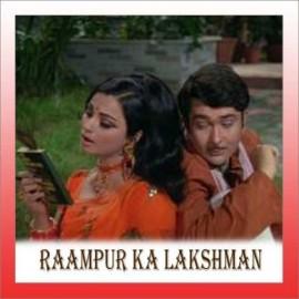 Gum Hai Kisi Ke Pyar Mein - Rampur Ka Laxman - Kishore Kumar, Lata Mangeshkar - 1972