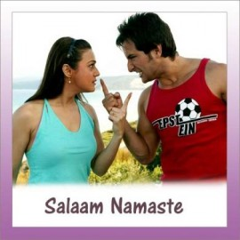 What's Going On - Salaam Namaste - Kunal Ganjawala, Sunidhi Chouhan - 2005