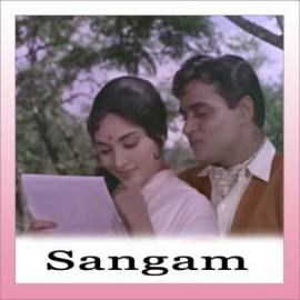 YE MERA PREM PATRA PADKAR - Sangam - Mohd.Rafi - 1964