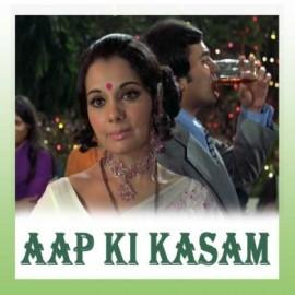 Karvatein Badalte Rahe - Aap Ki Kasam - Kishore Kumar , Lata Mangeshkar - 1974