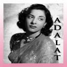 Yun Hasraton Ke Dagh - Adalat - Lata Mangeshkar - 1958