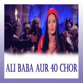Khatooba Khatooba - Ali Baba Aur 40 Chor - Asha Bhosle,Chorus - 1980