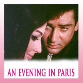 AKELE AKELE KAHAN JA RAHE HO - An Evening In Paris - Mohd.Rafi - 1967