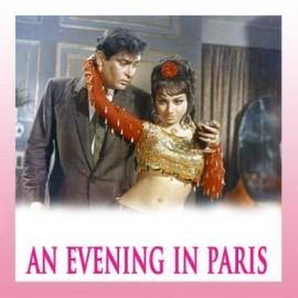 An Evening In Paris - An Evening In Paris - Mohd. Rafi - 1967