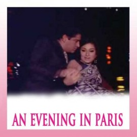 Raat Ke Humsafar - An Evening In Paris - Asha Bhosle-Mohd. Rafi - 1967