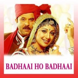 Badhaai Ho - Badhaai Ho Badhaai - Udit Narayan - 2002