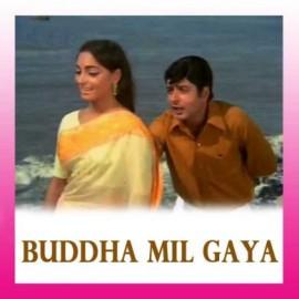 Raat Kali Ek Khwab Me Aayi  - Buddha Mil Gaya - Kishore Kumar - 1971
