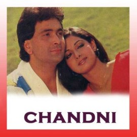 Aa Meri Jaan - Chandni - Lata Mangeshkar - 1989