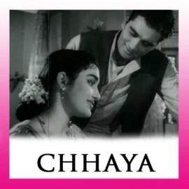 Itna Na Mujhse Tu Pyar Badha - Chhaya - Lata Mangeshkar, Talat Mahmood - 1961