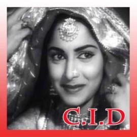 O Le Ke Pehla Pehla - C.I.D. - Asha Bhosle-Shamshad Begum-Mohd. Rafi - 1956