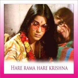 Dum Maro Dum - Hare Rama Hare Krishna - Asha Bhonsle - 1971