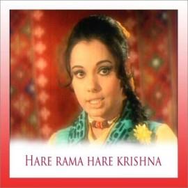 Kanchi Re Kanchi Re - Hare Rama Hare Krishna - Lata Mangeshkar-Kishore Kumar - 1971