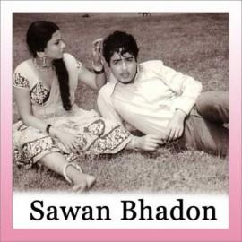 Kaan Mein Jhumka Chaal - Sawan Bhadon - Mohd. Rafi - 1970