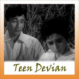 Khwaab Ho Tum Ya Koi Haqeeqat - Teen Deviyan - Kishore Kumar - 1965