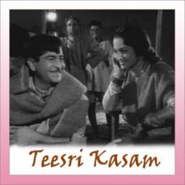 Chalat Musafir - Teesri Kasam - Manna Dey - 1966
